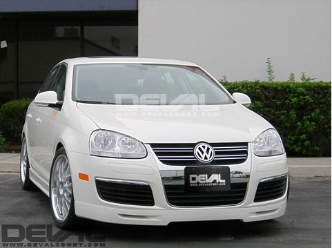 06 10 Vw Jetta Deval Body Kit 07 09