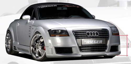 99 06 Audi TT Rieger R Frame Body Kit