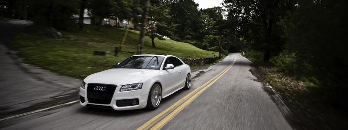 09 16 Audi A4 20t Carbon Fiber Engine Cover B8