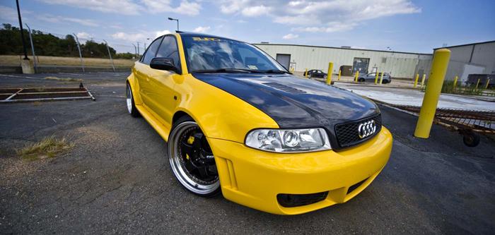 Audi s4 Tuning 00-02 b5