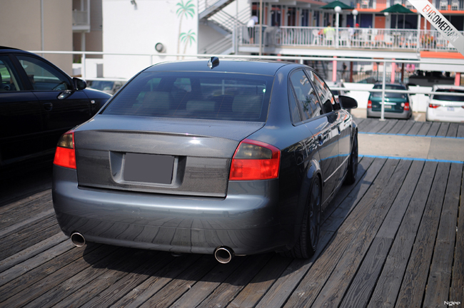 B6 Audi A4 S4 Pictures Carbon Fiber Hoods, Body Kits